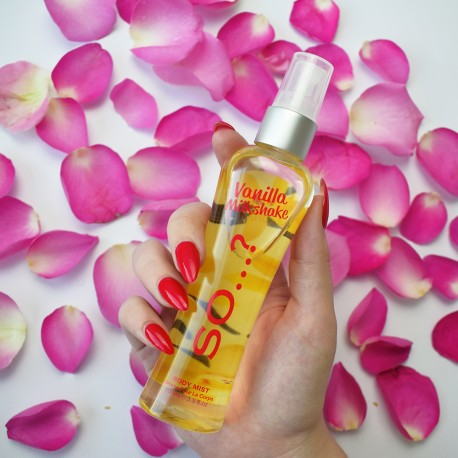 Vanilla mikshake Body Mist by So..?